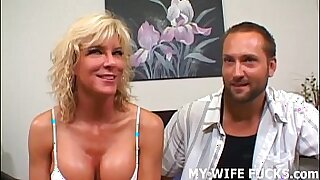 Cuckold Wife Filmed Fucking Her Step Brothers Hole - 14:09