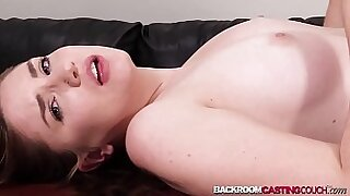 11:11: Exposed Young girl blows big cock
