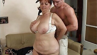 Busty Mama Gives Bonus For Cleaning The House at xxx sexy porn