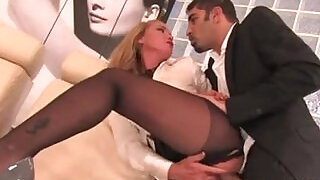 28:00: Award Winning Director Brings High Class Hooker To His House To Gi