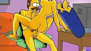 6:00: cartoon mothers housewives and cuckolds