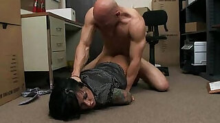 3:00: Mason Moore Gets Fucked in the Office