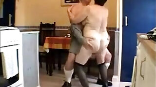 16:00: Horny Grandma And Grandpa Having Sex