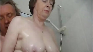 29:00: Old couple have a hardcore fucking action
