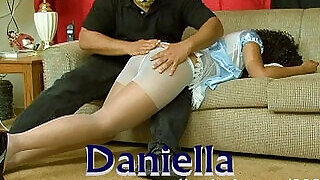 10:00: Pantyhose erotica compilation preview
