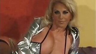 28:00: Bang tidy milf with curvy huge bangers gets her back doors smashed in