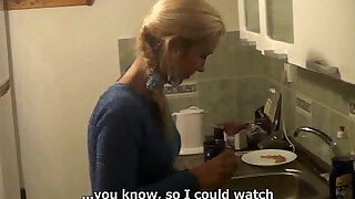 10:00: This Horny Housewife Fucking Amateur Housewife Bondage