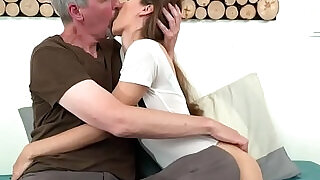 6:00: Last fuck with an old guy