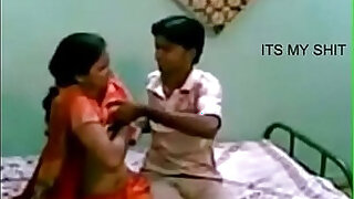 5:00: Indian girl fuck with boy friend