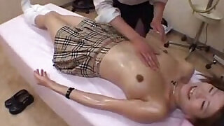20:00: school girl massage and