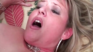 5:00: Chubby french cougar gets fucked by a young dick